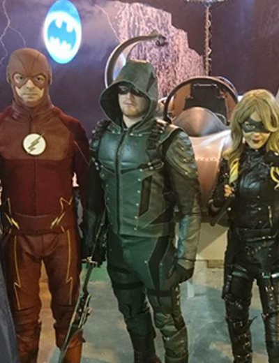 Team Arrow